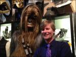 Chewie and Me