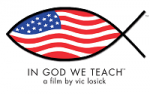 In God We Teach logo